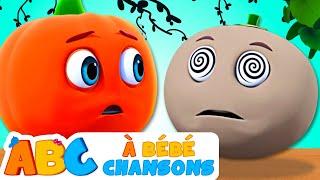 Video Cinq Fruits Drôles   Comptines Et Chansons   À Bébé Chanson MP3, 3GP, MP4, WEBM, AVI, FLV Juli 2019