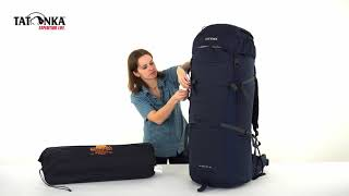Классический туристический рюкзак  Tatonka Wilmot 80+10