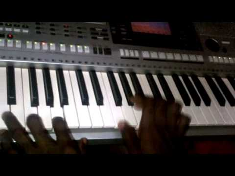 ogene doo by Frank Edward - instrumental music video, piano raggae remake
