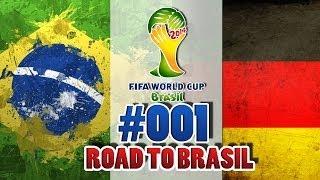 Video FIFA World Cup 2014 [DEUTSCH] - Lets Play #001 - Fussball Weltmeisterschaft MP3, 3GP, MP4, WEBM, AVI, FLV Desember 2017