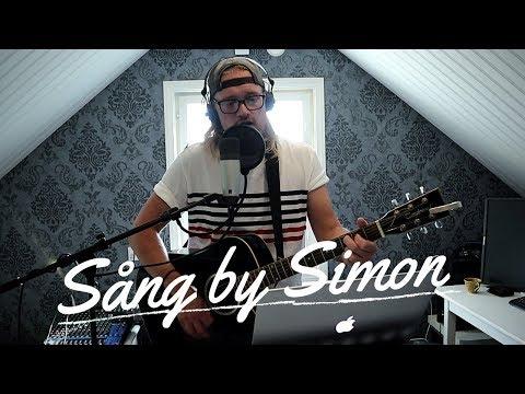 Får jag finnas i din saga - Original sång av Simon