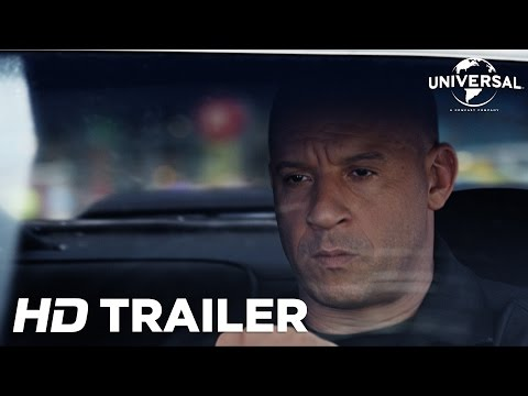 Fast & Furious 8 | Official Trailer #2