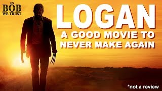https://www.patreon.com/moviebob1 LOGAN is the next big superhero movie everyone else in the genre will want to copy. Here's why that's a bad idea. IN BOB WE...