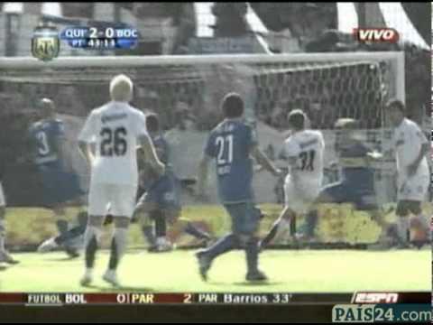 Quilmes 2 - 2 Boca (Clausura 2011)
