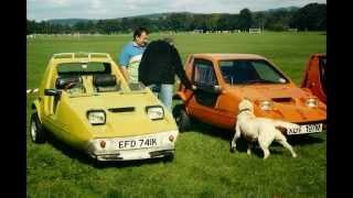 MICRO CAR RALLY CARDIFF FC UK 2002 By Adr Films