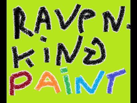Ravenking spielt: Paint