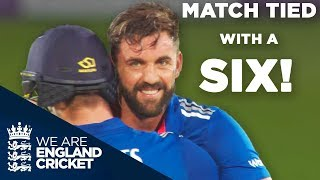6 Off Last Ball TIES Unbelievable Match! | England v Sri Lanka 2016 - Full Highlights