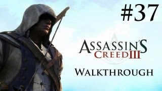 """Thanks for all your support :)This is Part 37 of my Assassin's Creed 3 gameplay walkthrough. It shows Sequence 10, which has us in control of Connor Kenway. Most of what we do is wander around the underground. We also talk to our father again, Haytham Kenway. I'm playing Assassin's Creed 3 on the PC. If you enjoyed the video, please click the """"like"""" button  and consider adding to your favorites; it means so much to me.Giveaway (Assassin's Creed 3 Collector's Editions + Consoles):1. Subscribe to FusionCap2. Leave a comment (better comments give you a greater chance of winning)Twitter: http://www.twitter.com/FusionCapFacebook: http://www.facebook.com/FusionCapThe American Colonies, 1775. It's a time of civil unrest and political upheaval in the Americas. As a Native American assassin fights to protect his land and his people, he will ignite the flames of a young nation's revolution. Assassin's Creed III takes you back to the American Revolutionary War, but not the one you've read about in history books.Hope you enjoy. Please rate the video and make sure to subscribe for more Assassin's Creed 3.Developer: Ubisoft MontrealPublisher: Ubisoft"""