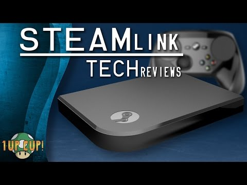 Steam Link by Valve | Tech Reviews With Adam