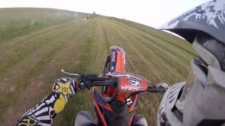 7. Enduro Podhale- KTM SXF 450 Top Speed
