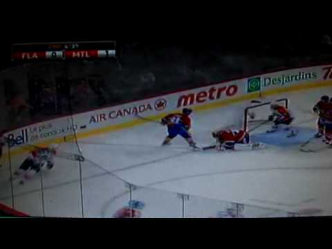 Montreal Canadiens V.s. Florida Panthers Highlights