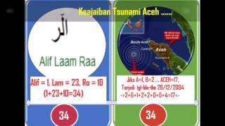 Video Ajaib, Tsunami Aceh Tercatat di Al quran MP3, 3GP, MP4, WEBM, AVI, FLV Februari 2019