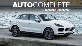 AutoComplete: Porsche isn't stopping at the Taycan, large SUV coming by Roadshow