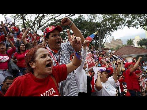 Βενεζουέλα: Απειλές Μαδούρο για διάλυση της Εθνοσυνέλευσης και… επανάσταση