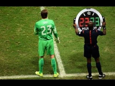 Top 10 Insane Substitutions in Football History