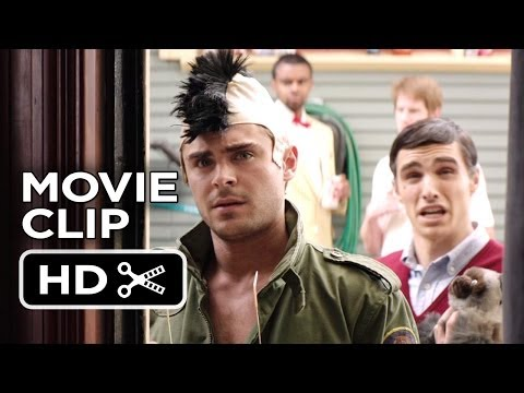 Neighbors Movie CLIP - DeNiro Party (2014) - Zac Efron, Dave Franco Comedy HD