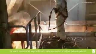 IVM - Afbraak van de ovens