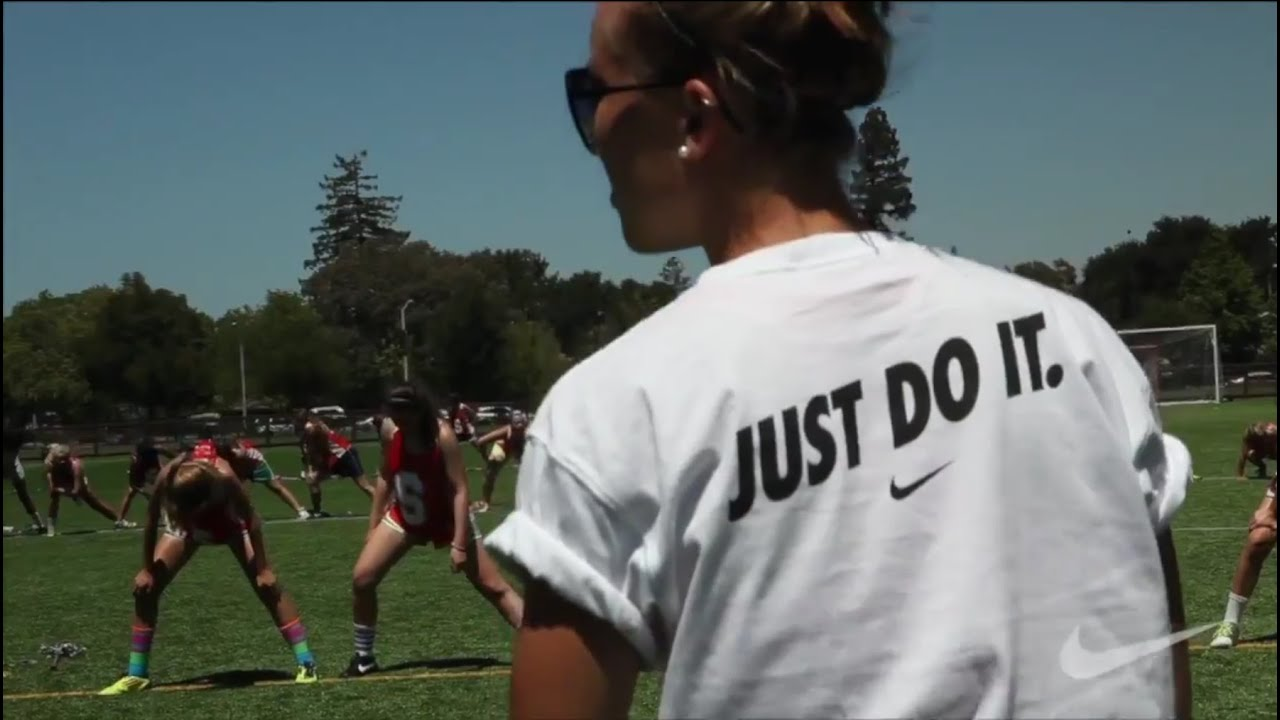Nike Track and Field Running Camps - Video