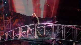 U2 The Unforgettable Fire (360° Live From Gothenburg) [Multicam 720p By Mek with U22's Audio]
