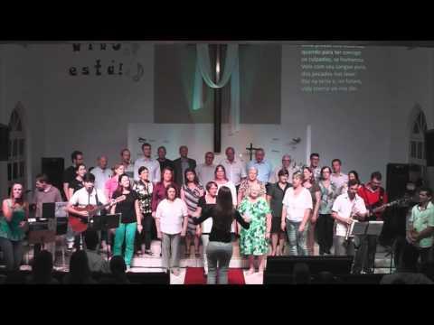 Em Jesus amigo temos – 21 anos Grupo Alicerce – Coral Santíssima Trindade