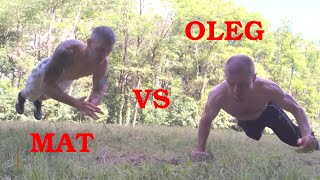 Mat Wildmight Vs Oleg Esprit Viking !!