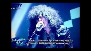 Yoda Indonesian Idol 2012 - AKU TERJATUH