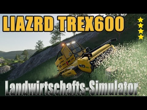 LIAZRD Trex600 v1.0.0.0
