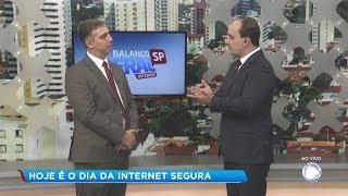 Dia da Internet Segura alerta sobre golpes e crimes virtuais