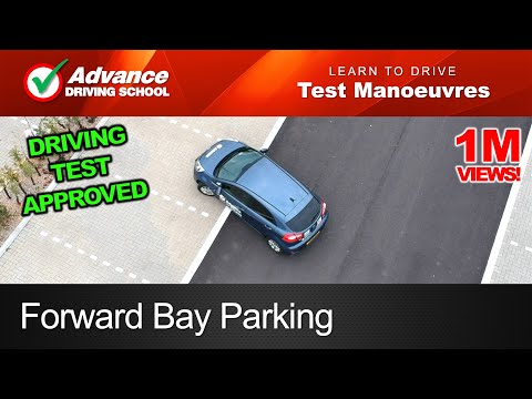 Forward Bay Parking Manoeuvre  |  2020 UK Driving Test