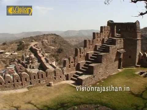 Kumbhalgarh Fort Birthplace of Maharana Pratapsingh, Rajasthan