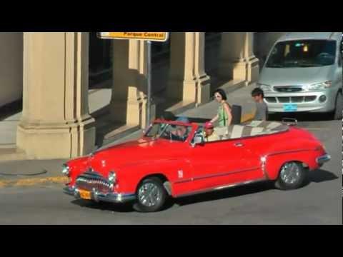 Havana Old American cars from the fifties La Habana Cuba oude Amerikaanse auto`s vijftiger jaren