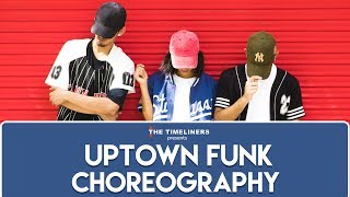 Watch this trio groove to the tunes of Uptown Funk. The song has been sung by Bruno Mars & Mark Ronson.Please subscribe to our channel by clicking the following link to make sure you get the notifications for our videos:https://goo.gl/TVeum4Visit Our Website : https://www.thetimeliners.comLike Us On Facebook : https://www.facebook.com/TheTimelinersTweet Us : https://twitter.com/the_timelinersFollow Us On : https://www.instagram.com/thetimelinersCredits:Original Song: Uptown FunkSingers: Bruno Mars & Mark RonsonMusic Rights: MarkRonsonVevoChannel Head: Akansh GaurDirector: Shreya MehtaChoreography: Shreya Sinha, Harrry & Akshay NayyarCinematography: Georgy John PanickerEditor: Rishab MalhotraArt Director: Beeva MahajanLine Producer: Puneet WaddanGraphics: Rishab MalhotraSocial Media: Siddhant Grover, Bhavya Prabhakar, Shreya Mehta & Vartika Manchanda
