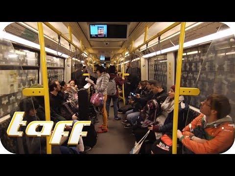 Die gefährlichste U-Bahn Deutschlands – U8 in Berlin  ...