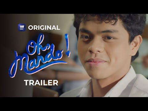 Oh, Mando Full Trailer (ENG SUB)   iWantTFC Original Series