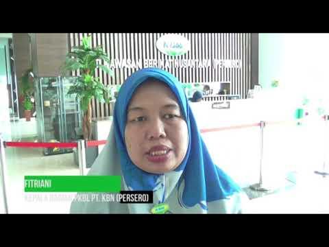 Penyaluran Dana Program Kemitraan PT KBN Persero