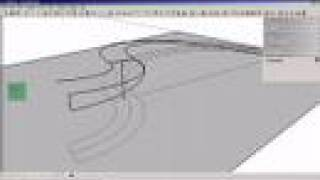 Video Sketchup - Rampa curva (parte 1/2) MP3, 3GP, MP4, WEBM, AVI, FLV Desember 2017