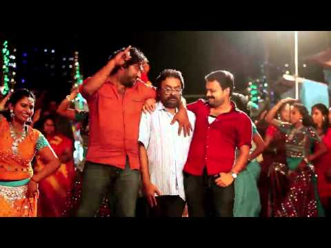 3DOTS song - Making of ENTHINENTHU...