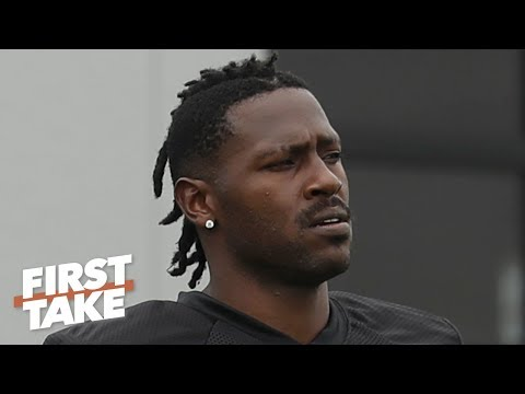 Video: How will the NFL react to accusations made against Antonio Brown in civil lawsuit? | First Take