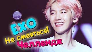 Download Lagu EXO ПОПРОБУЙ НЕ ЗАСМЕЯТЬСЯ ЧЕЛЛЕНДЖ K-POP ВЕРСИЯ | ARI RANG Mp3