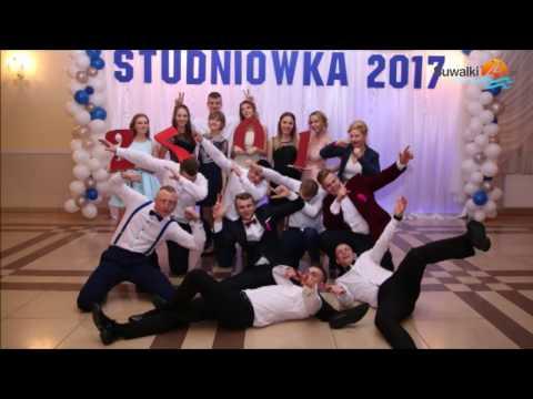 Studniówka 2017. ZST w Suwałkach miał wspanialy bal