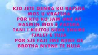 ABM - M'fal Oj Nan ( Official Video Lyrics) 2013