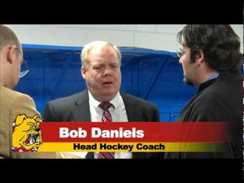 Bob Daniels Post Game Press Conference 11/12/10