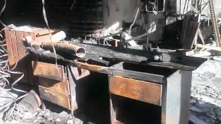 Brandereignis in einem Kleinbetrieb