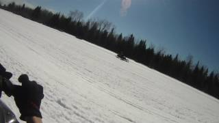 8. apex vs 1200 skidoo, FILE0158