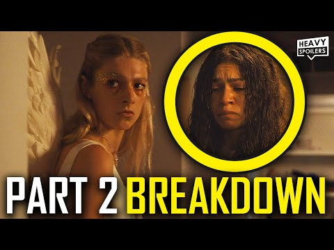 EUPHORIA Special Part 2 Breakdown & Ending Explained | What Happened To Jules?