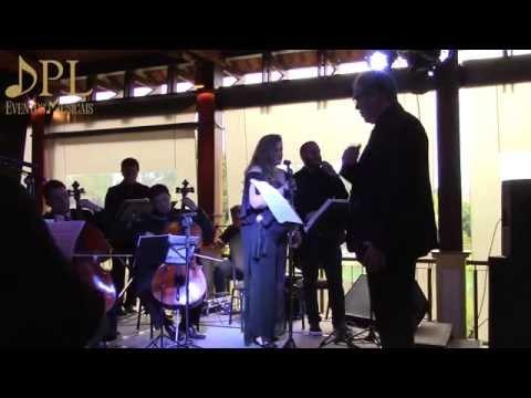 Fantasma da Ópera - Orquestra e coral para casamento - 1496