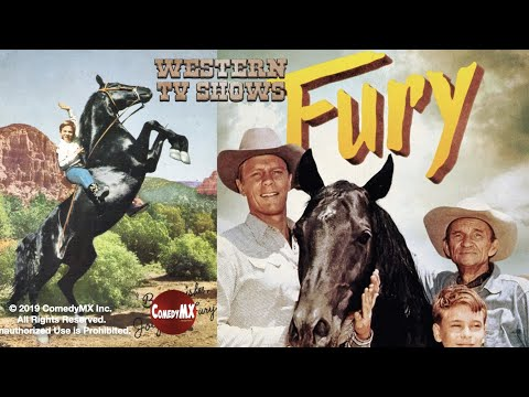 Fury - Season 1 - Episode 12 - Ghost Town | Peter Graves, William Fawcet