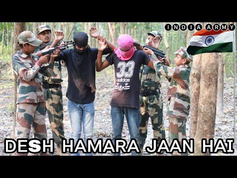 Desh Hamara Jaan Hai || Army Vs Aatankwadi || Indian Army Story 2020