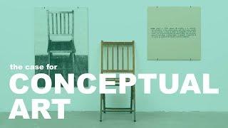 Video The Case for Conceptual Art MP3, 3GP, MP4, WEBM, AVI, FLV Agustus 2019