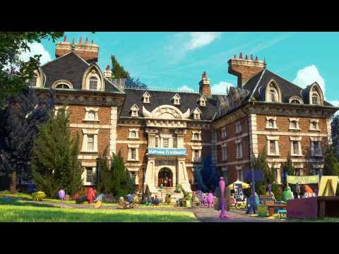 Preview Trailer Monsters University